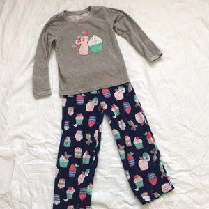 Nick & Nora Pajamas - 2 pairs girls PJs